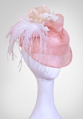Bridal hat Coco (Art. 009)