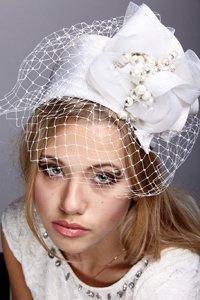 Bridal hat (Art. 009)