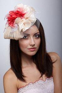 Bridal hat (Art. 010)