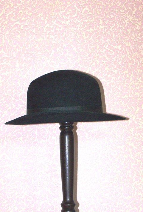 "Мужская шляпа ""Котелок"" (Арт. 008)"