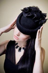 Фетровая шляпа (Арт. 060)
