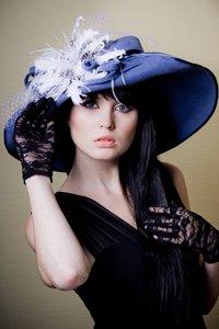 Фетровая шляпа (Арт. 063)