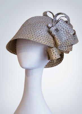 "Летняя шляпа ""Ретро"" (Арт. 025)"