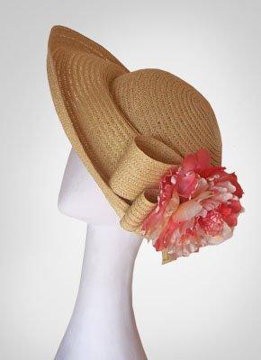 """Летняя шляпа """"Амелия"""" (Арт. 005)"""