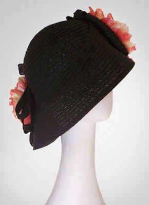 "Летняя шляпа ""Ретро"" (Арт. 024)"