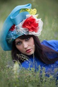 Летняя шляпа (Арт. 034)