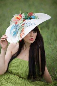 Летняя шляпа (Арт. 035)