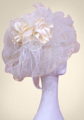 """Свадебная шляпка """"Илона"""" (Арт. 002)"""
