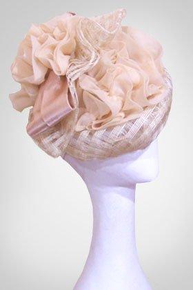 "Свадебная шляпка ""Франсуаза"" (Арт. 007)"